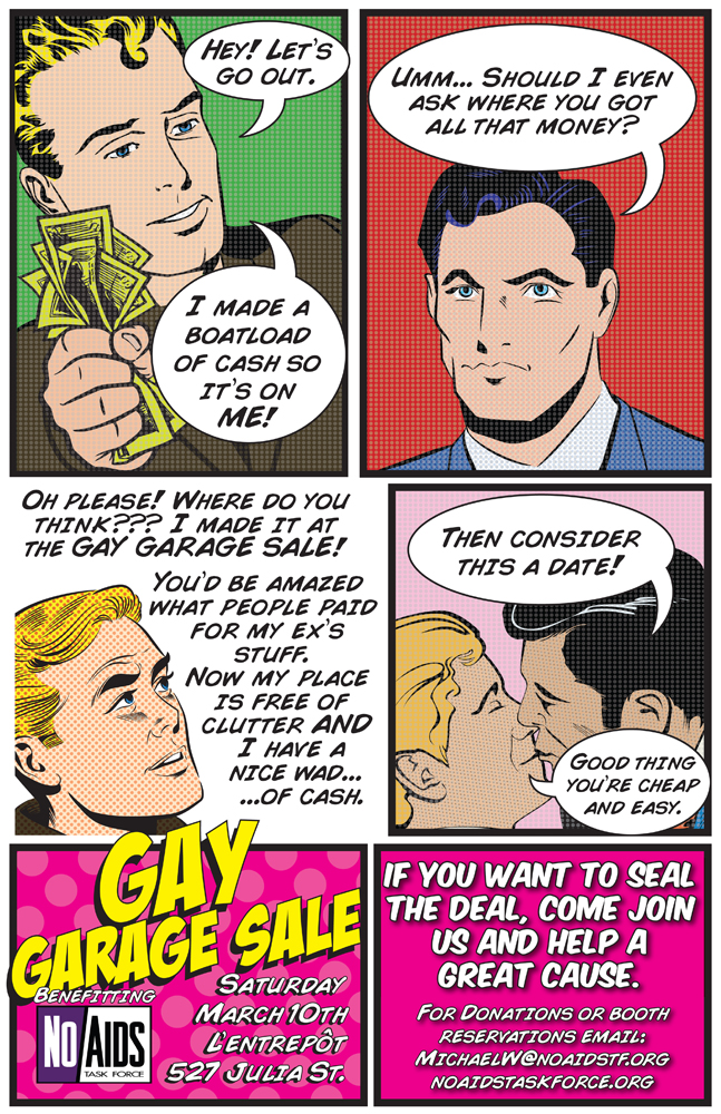 Gay Garage Sale 4