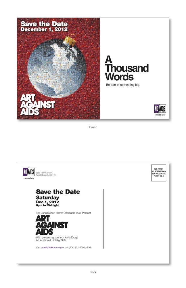 Art Against AIDS Postcards