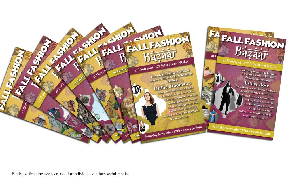Fall Fashion Bazaar 2